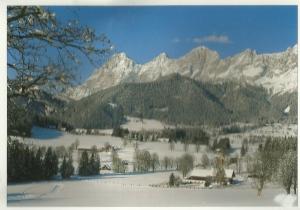 Mount Dachstein